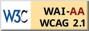 WCAG 2.1 Compliant